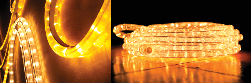 Rope Light Pvc Chanel