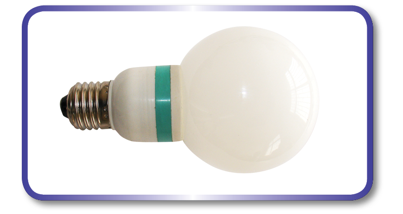 led Digital Bulb
