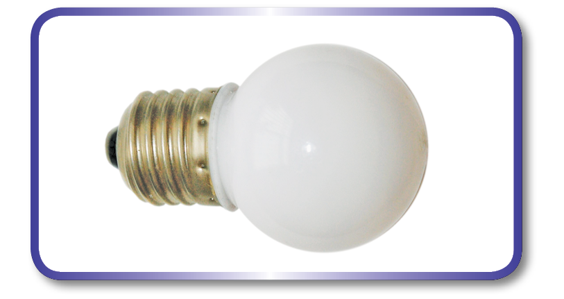 led Golf Ball Bulb
