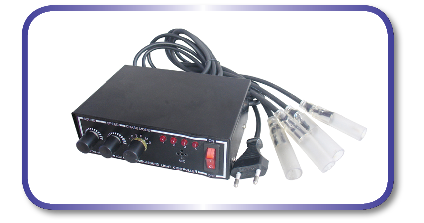 Rope Light Controller -10M/4W