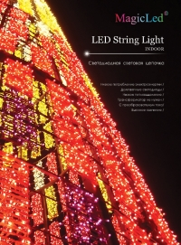 led string light 100-5m