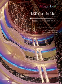 led Curtain light - 2001